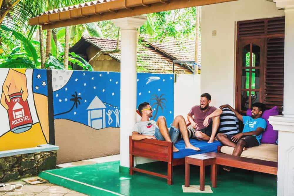 Party Hostel in Sri Lanka, The Rockstel