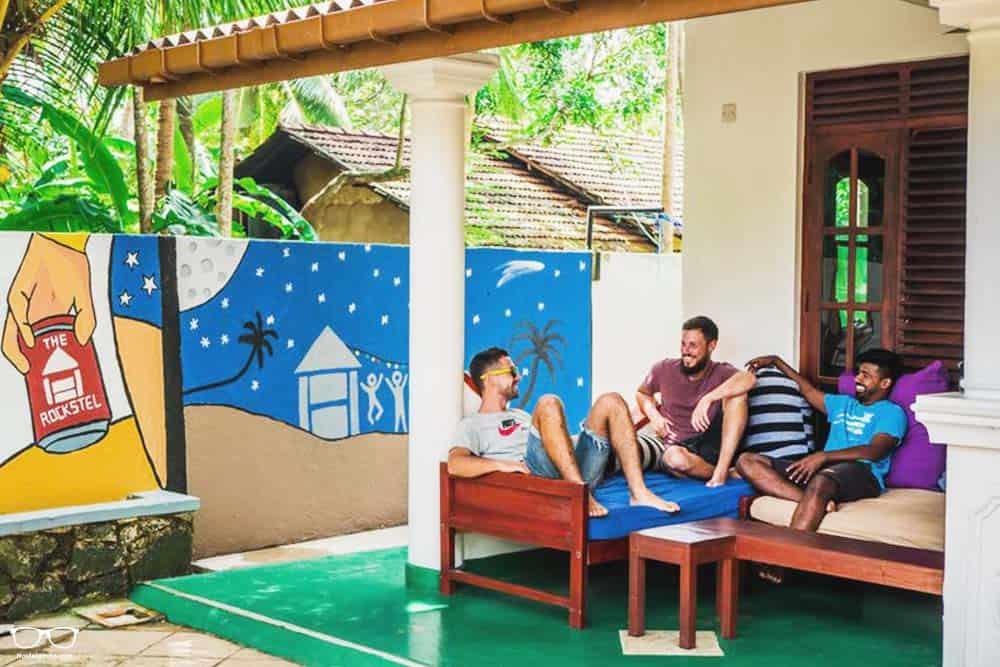 Party Hostel in Sri Lanka, The Rockstel