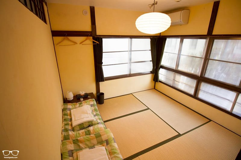 Roku Hostel Hiroshima - Best Hostels in Japan