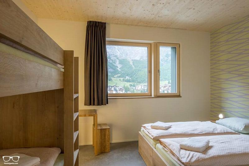 Saas-Fee Wellness Hostel 4000 best hostels in Switzerland