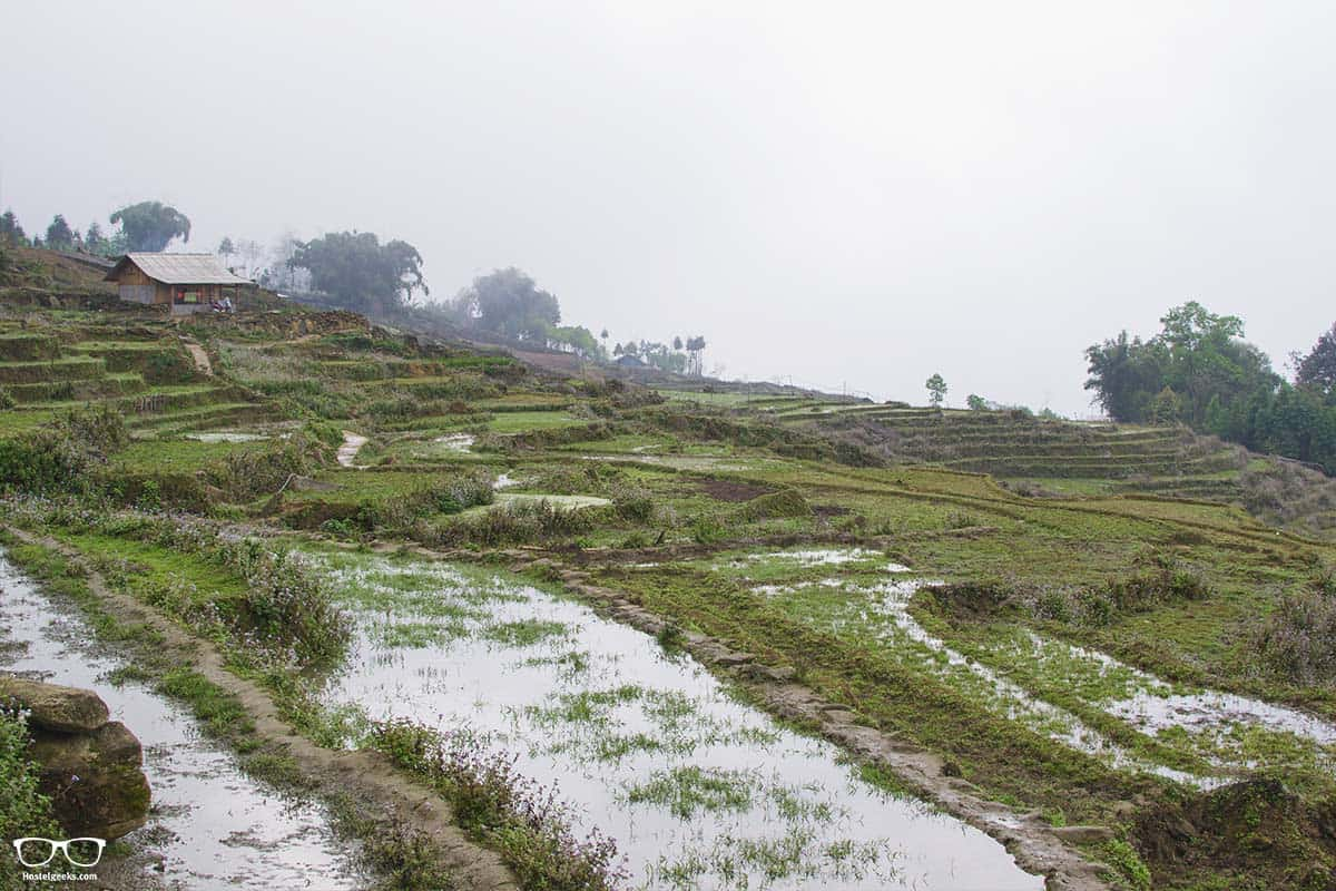 Sapa Vietnam - Images, How to get there and Trekking