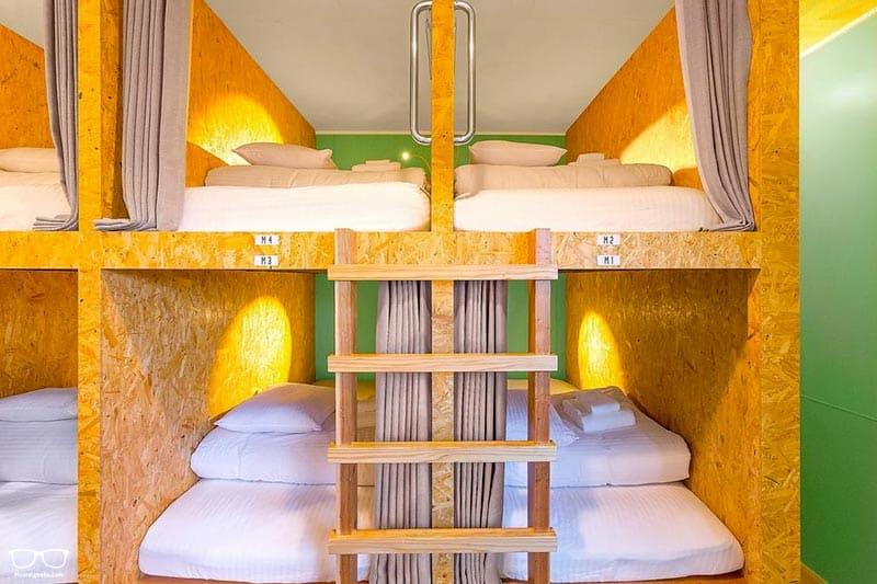 Seawall Hostel - Best Hostels in Japan