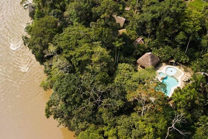 Selina Amazon Tena, Ecuador