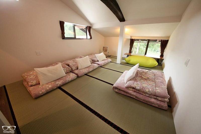 Shirakawago Terrace - Best Hostels in Japan
