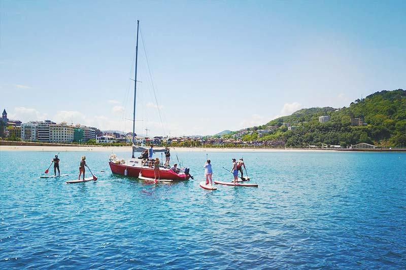 Best Surf Hostel in San Sebastian, Surfing Etxea Hostel