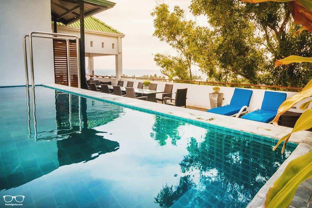 Take a dip at Island Hostels