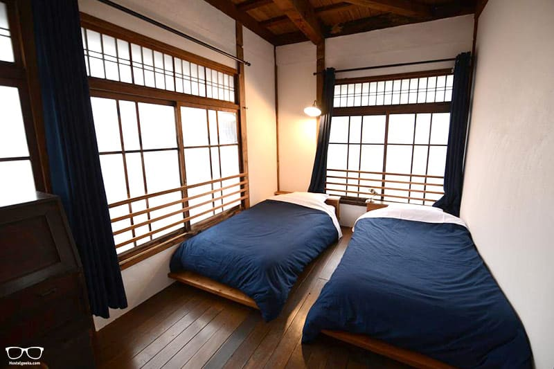 Taketa Ekimae Hostel Cue - Best Hostels in Japan