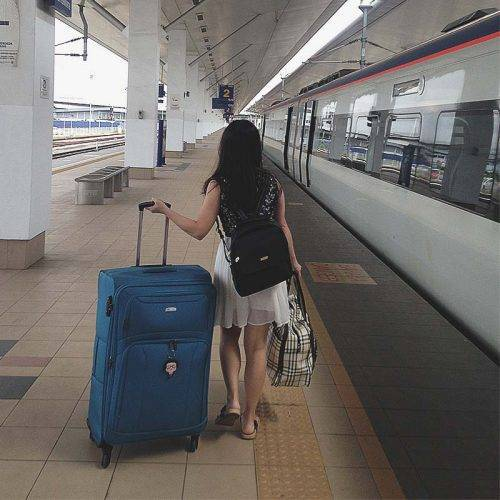 if that is the size of your suitcase, you need to get a smaller one