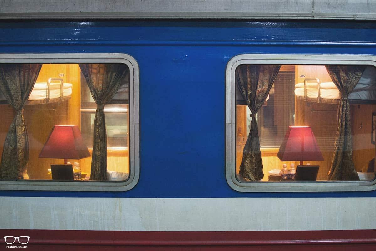 Overnight Train from Hanoi to Sa Pa
