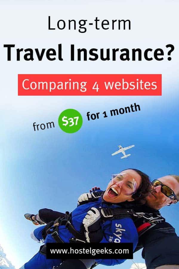 Travel Insurance for Backpacking Europe