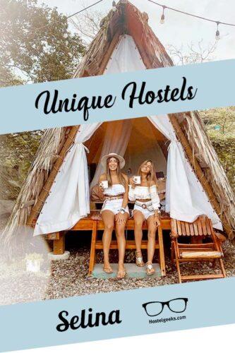 Unique Hostels: Selina Hostels