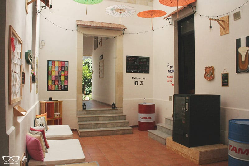 Urban Oasis Hostel - Best hostels in Italy
