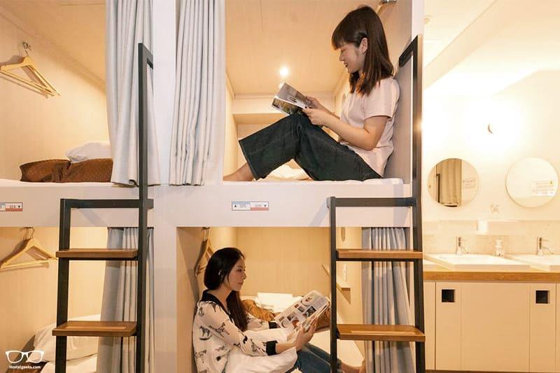 WeBase Hakata Hostel - Best Hostels in Japan