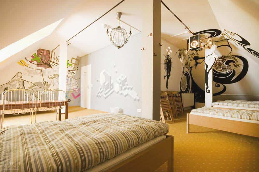 Best hostel in Weimar: Labyrinth Hostel, Weimar
