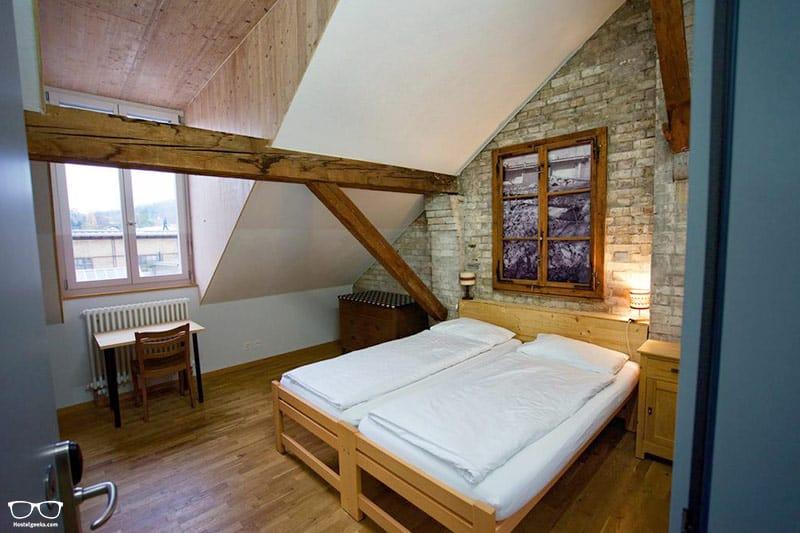 Winterthur Depot 195 Hostel best hostels in Switzerland