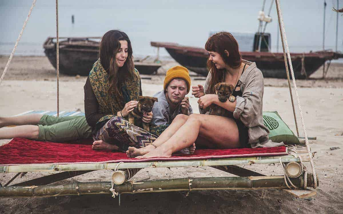 Woodstock Beach Camp Hostel