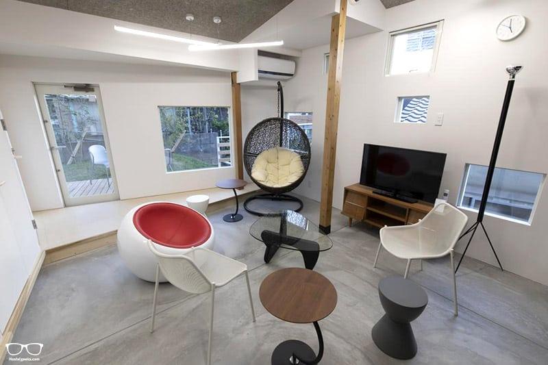 Yado 01 - Best Hostels in Japan