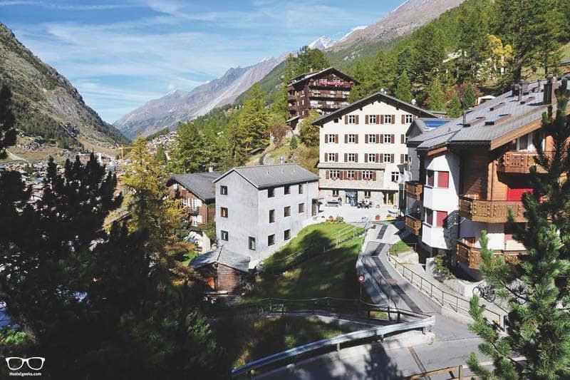 Zermatt Youth Hostel best hostels in Switzerland