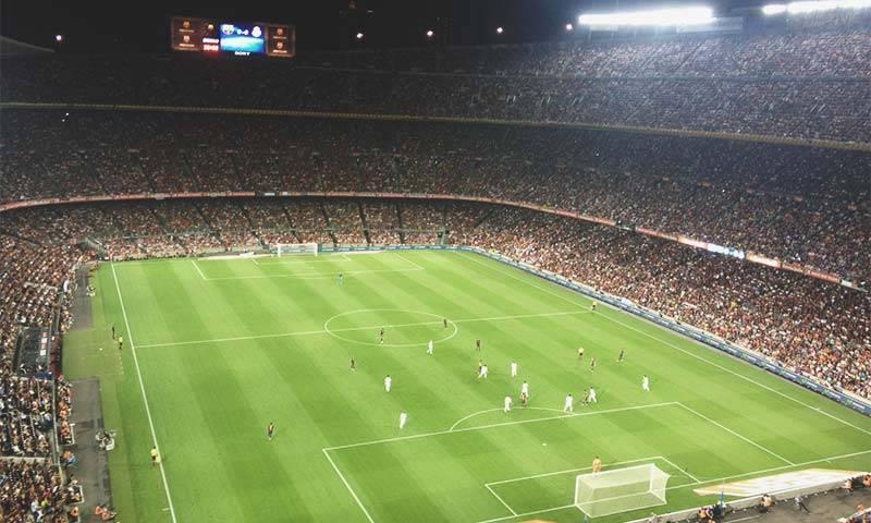 Barca Stadium Tour