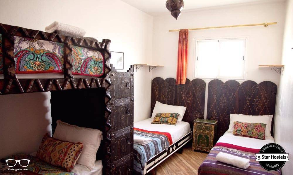 Dorm Amayour surf hostel