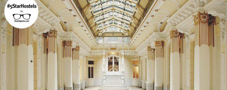 Maverick Hostel Budapest - Royal mansion please modern needs