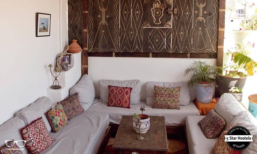 amayour surf hostel Thagazout Morocco