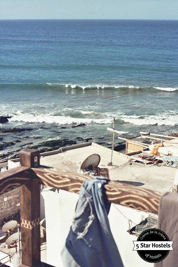 Sea view Amayour Surf Hostel