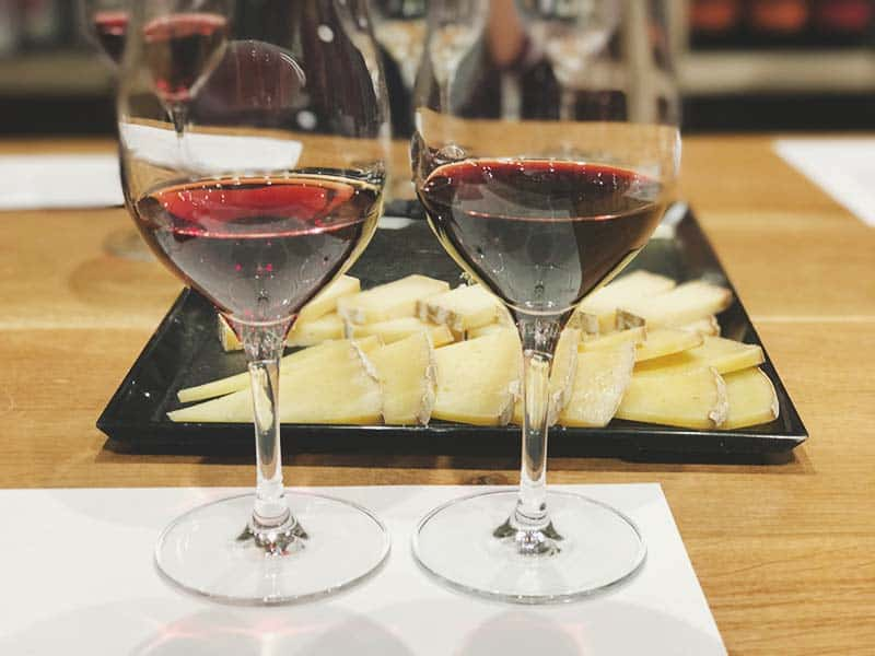 Wine and Cheese at Barcelona Wine Tours