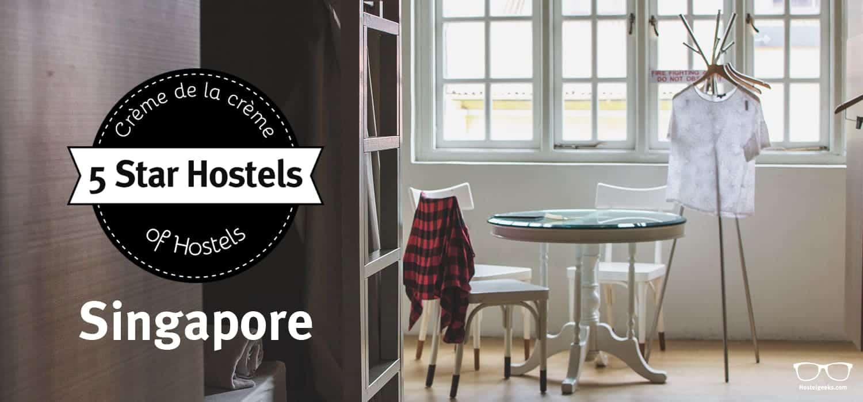 Adler Hostel in Singapore