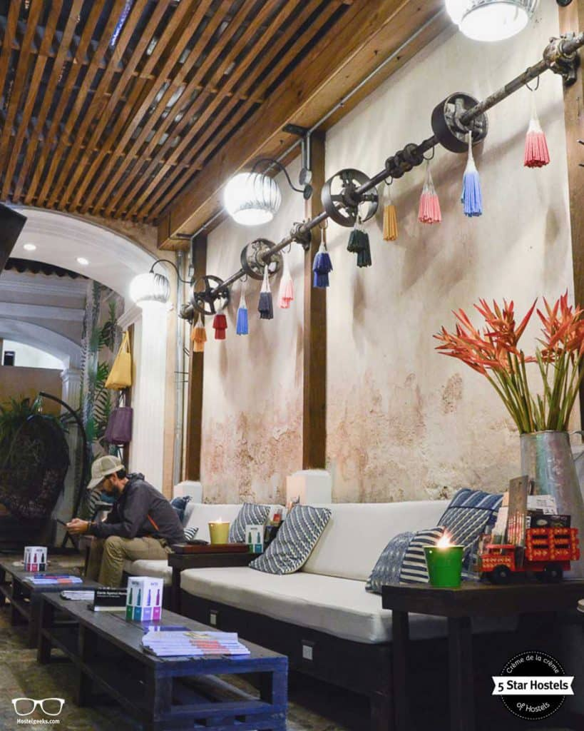 Enjoy your time at Cucuruchos Boutique Hostel