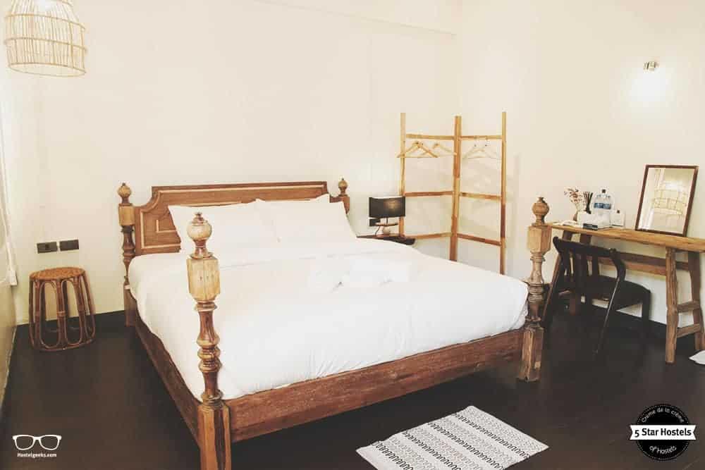 Cozy double room in TRACE Hotelistro
