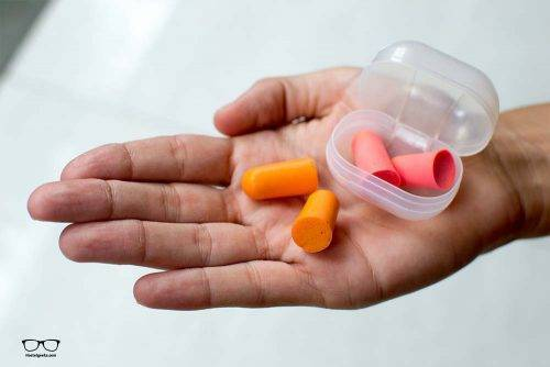 Ear Plugs - a must have to every hostel traveler
