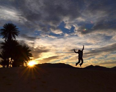 Sun Rise in the Desert of Morocco - Lasting Travel Memories