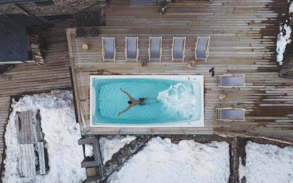 Mountain Hostel Tarter in Andorra - Design Hostel in an old farm in the Pyrenees Mountains
