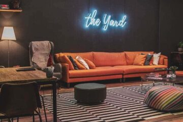 The Yard Hostel in Helsinki - Finish Concept Design