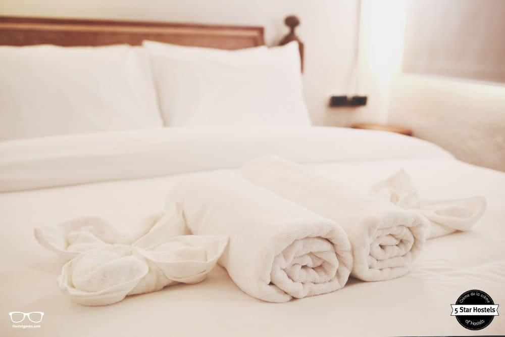 Soft mattress at TRACE Hotelistro, Chiang Mai