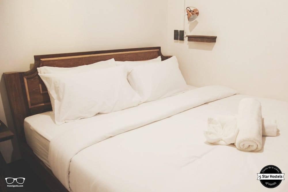 TRACE Hotelistro double room