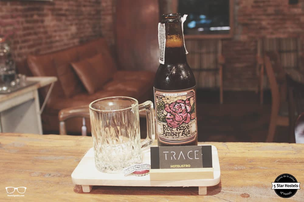 Craft Beer at TRACE Hotelistro, Chiang Mai