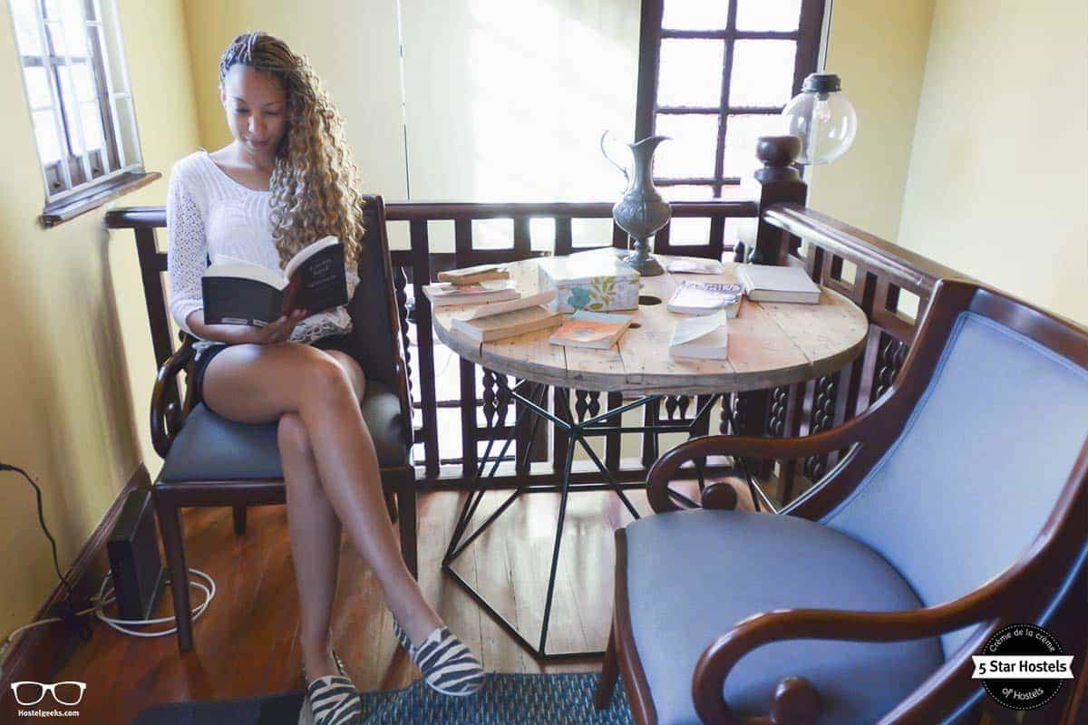 Get Cozy at Hobu Hostel Bogota Colombia