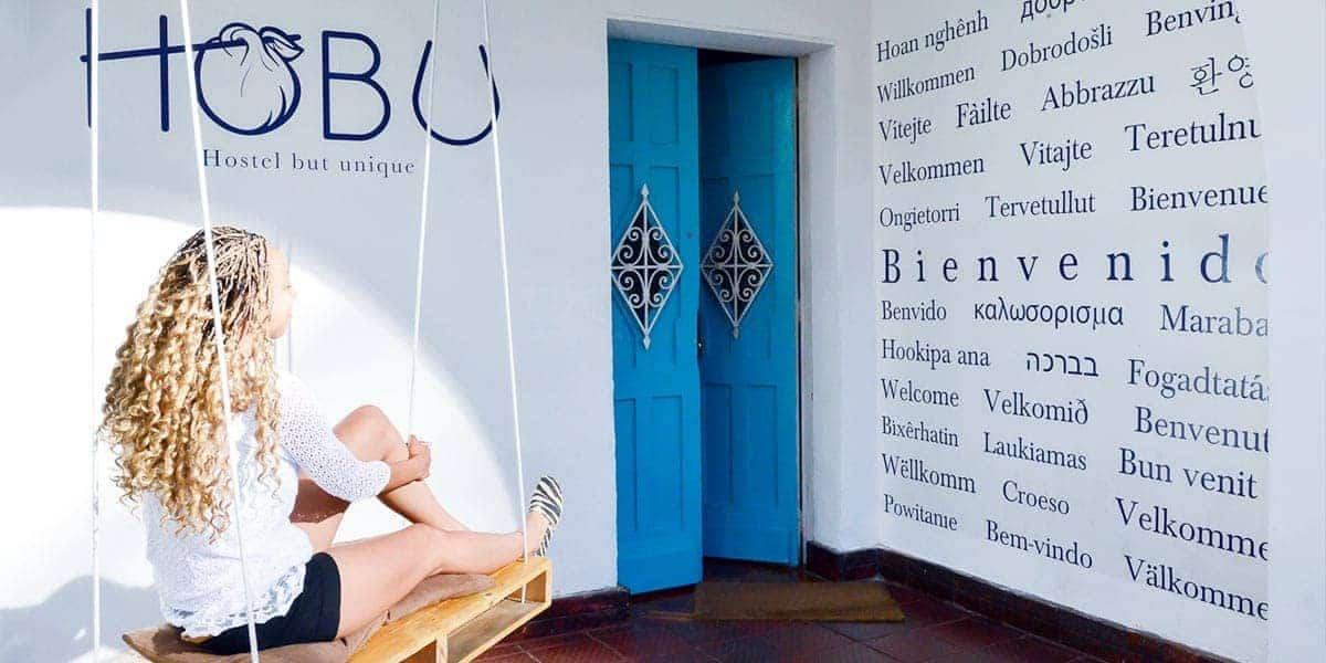 Hobu Hostel Bogota: Modern Co-Living Space in Colombia