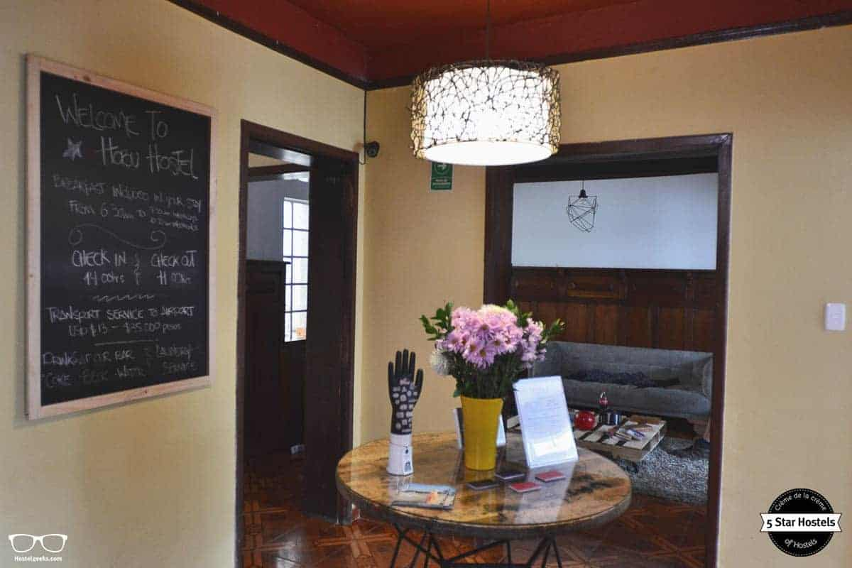Details all around Hobu Hostel: check the events!