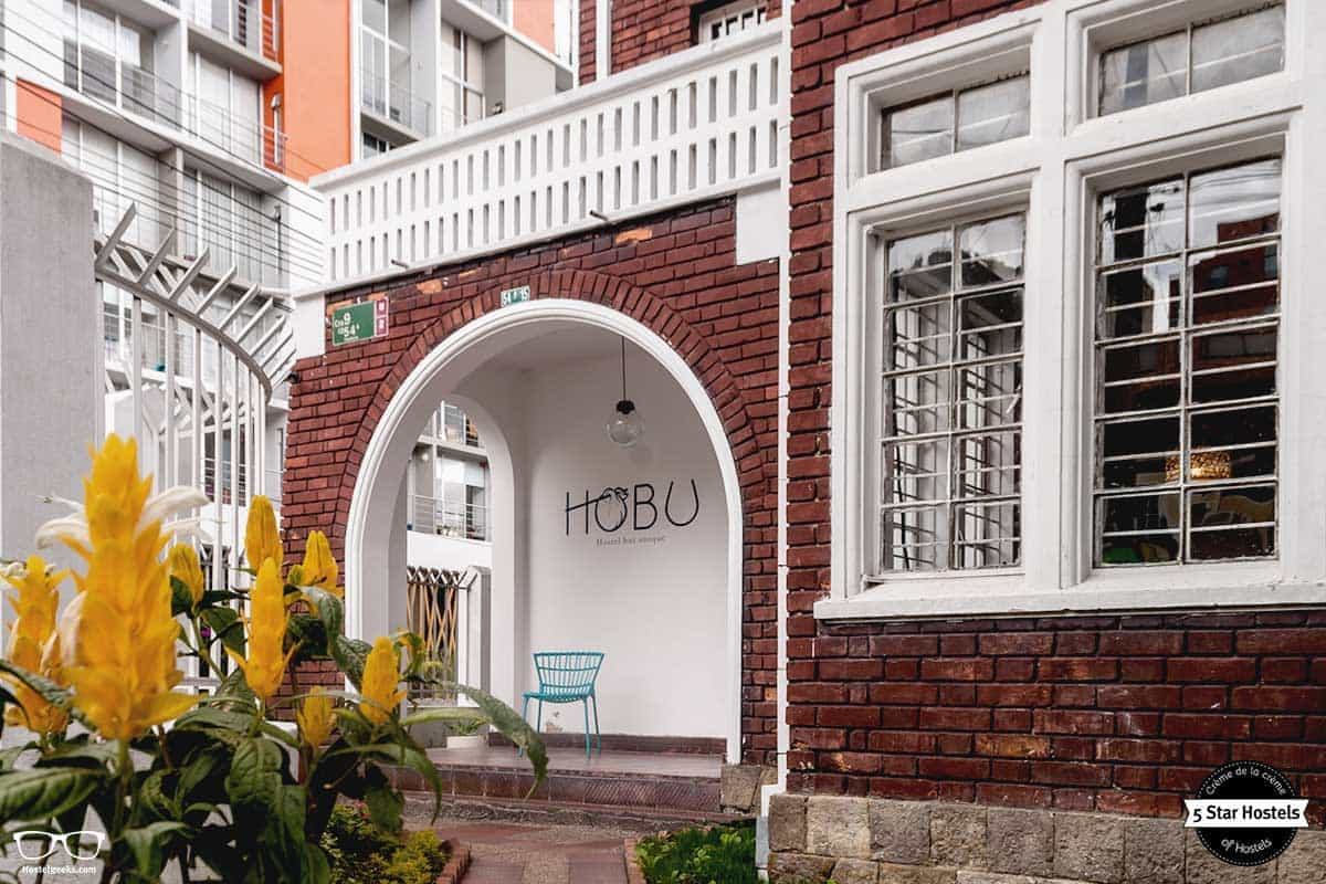 Honu Hostel:Modern Hostel in a classic English house