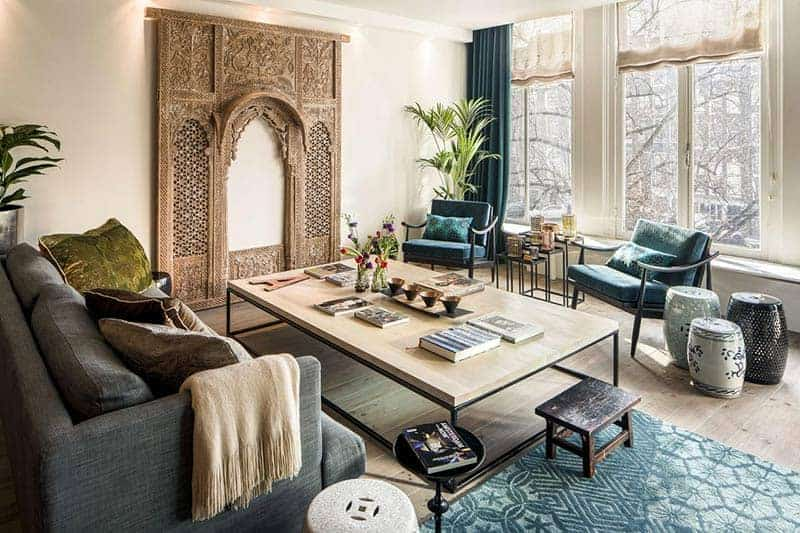 My favorite Apartment in Amsterdam, the Keizersgracht.