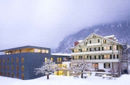 Backpackers Villa Sonnenhof in Interlaken - Adrenalin-kick and 5% Discount in Summer and Winter