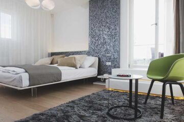 Mosaic House in Prague - 0% Emissions, Castle View and Karaoke