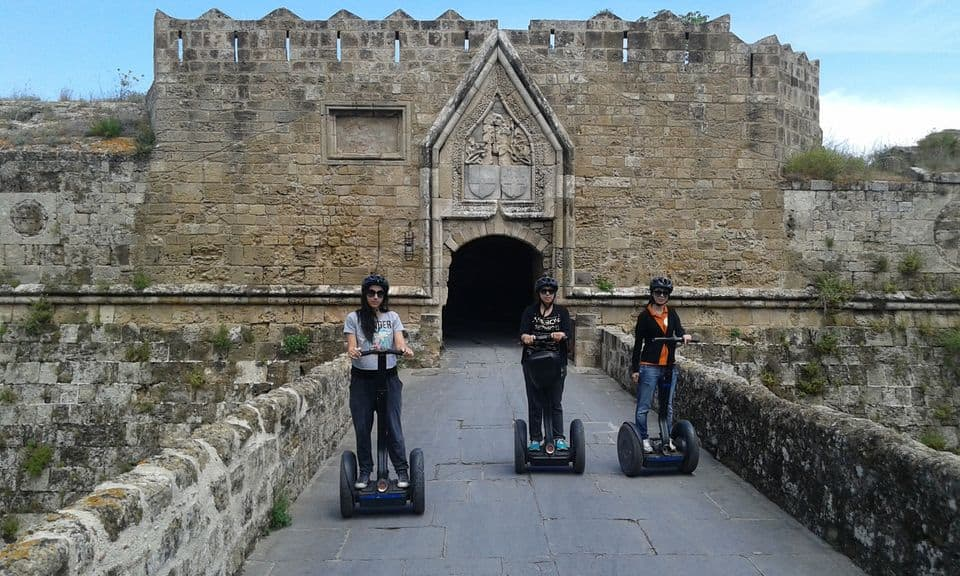 Segway Tours in Rhodes, Greece