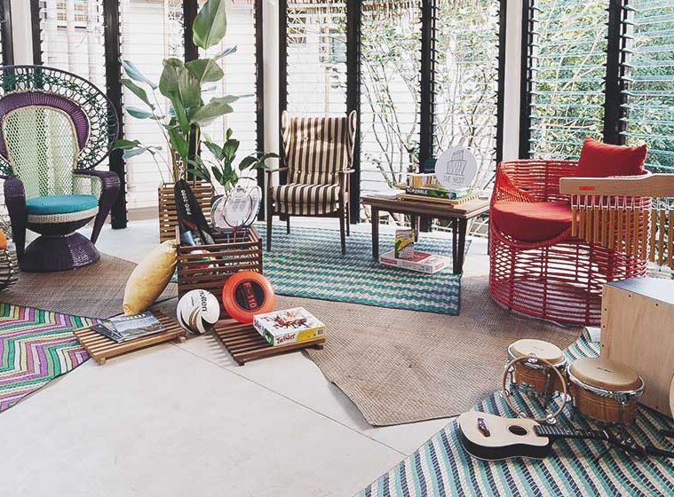 SPIN Designer Hostel in El Nido - Surfing and Sleeping in Paradise