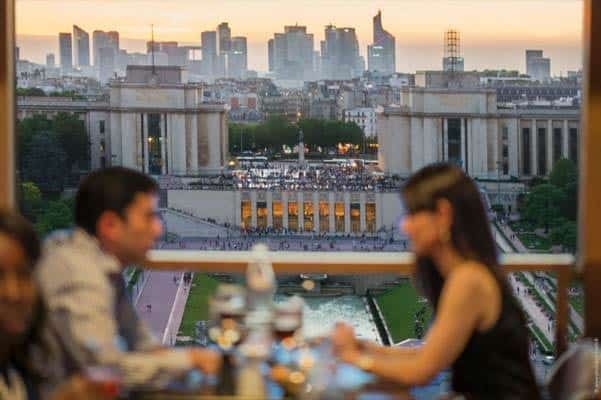 The most romantic time in Paris: A dinner overlooking the city of love