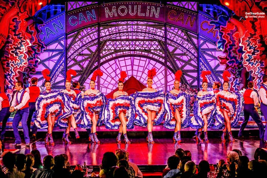 Moulin Rouge Show - the #1 unique thing to do in Paris