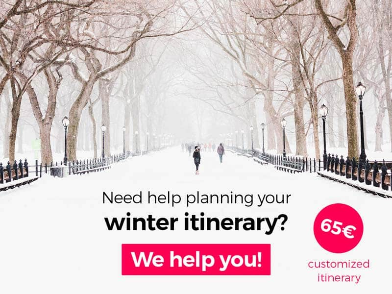 Planning Winter Itinerary and Budget